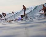 Canggu Surfing
